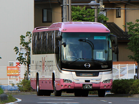 ウィラーエクスプレス 長野 1474 リラックス(NEW) 長野駅東口_01