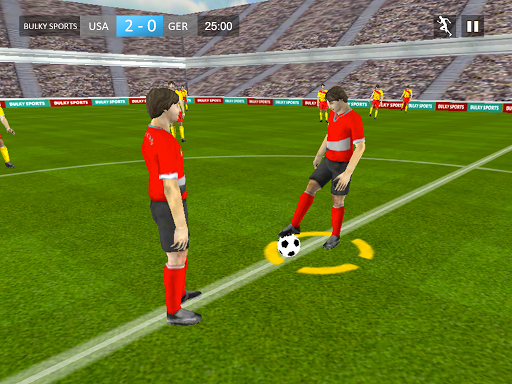 Play Soccer Game 2018 : Star Challenges  screenshots 10