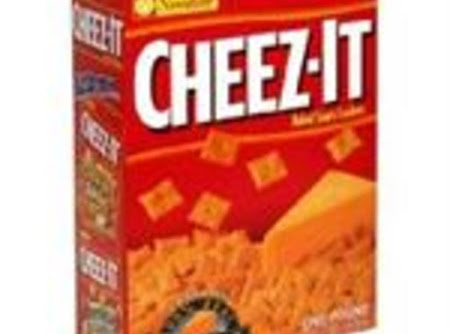 Kickin' Cheez-It Mix Recipe