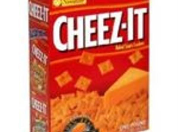 Kickin' Cheez-it Mix Recipe