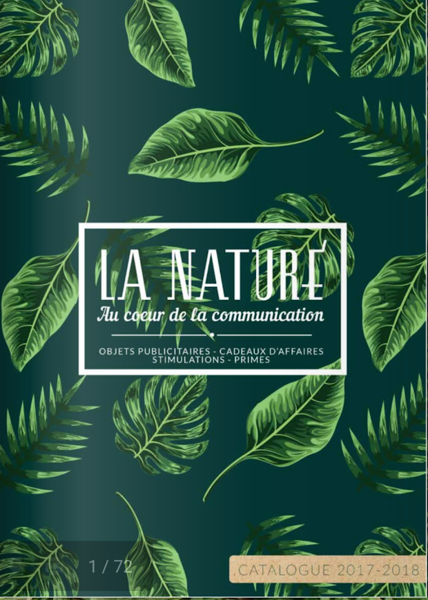 Catalogue Nature