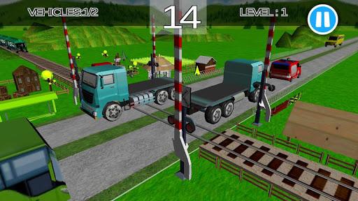 Télécharger Gratuit Code Triche Train Railroad Crossing Simulation MOD APK 2