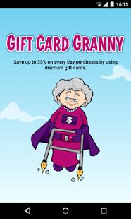 Gift Card Granny - screenshot thumbnail