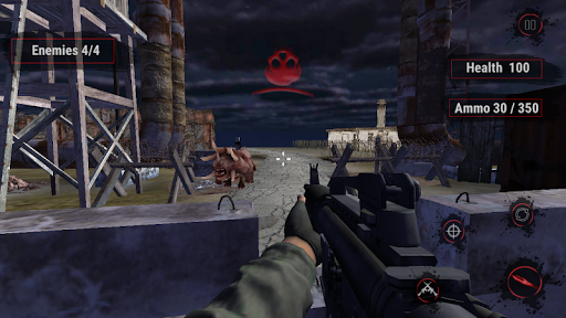 Zombie Dead Target Shooter:  The FPS Killer 1.1 screenshots 3