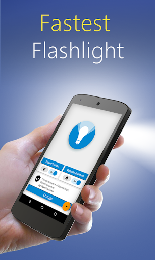 Power Button FlashLight /Torch v3.0 [Pro]