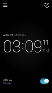 Alarm Clock – Mod + Data for Android 2