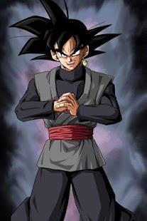 Black Goku Super Saiyan Rose - náhled