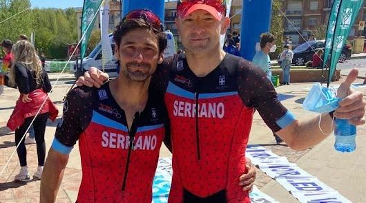 """""""Acabar el 'Ironman' es un esfuerzo bestial, casi como ganar las Olimpiadas"""""""