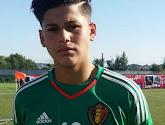 Le jeune Lillo Guarneri, formé au Standard et à Milan, intéresse plusieurs clubs