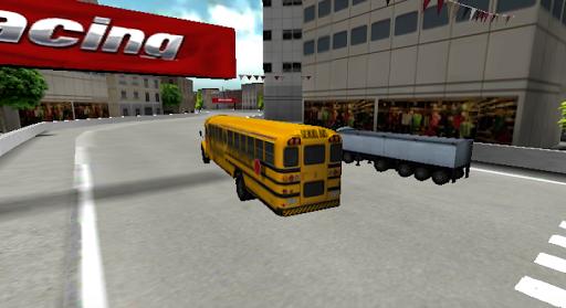 Truck Racing Super Gear 3D