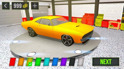 Driving Car Simulator 1.4 screenshots 8