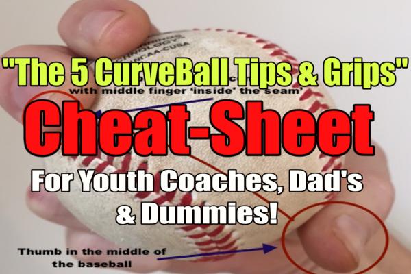 how to grip the curveball baseball think tank