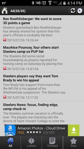 News - Pittsburgh Football