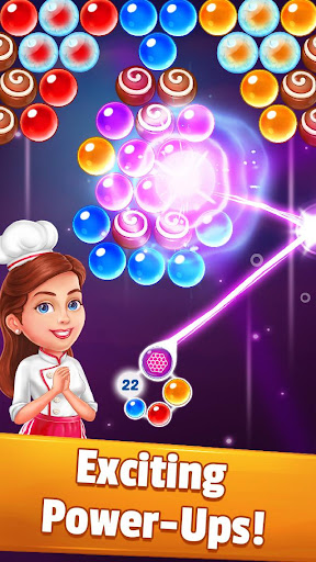 Pastry Pop Blast - Bubble Shooter 0.1.09 {cheat|hack|gameplay|apk mod|resources generator} 3