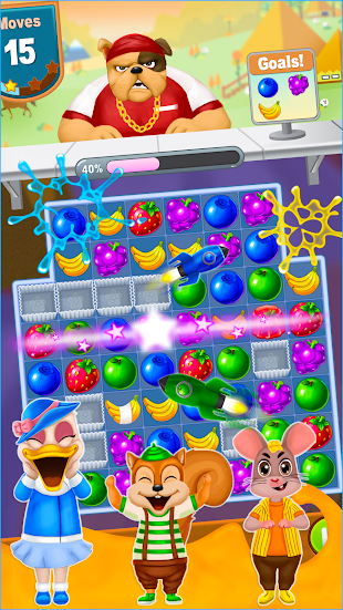 Candy Fruit Juice- screenshot thumbnail
