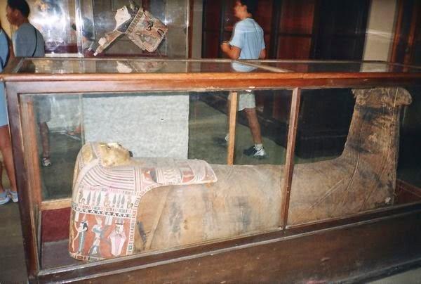 Египетская мумия