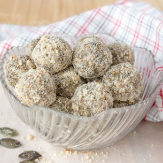 No Bake Dessert Balls Recipes