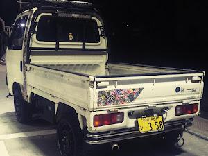 アクティトラック  HA4のカスタム事例画像 アキラ34さんの2019年12月25日23:35の投稿