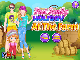 Y8 Mobiles] First Family Holiday at the Farm APK Download