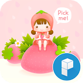 StrawBerry Fairy theme