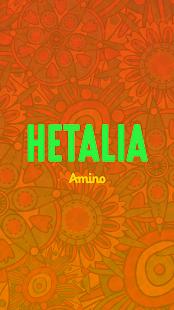 Hetalia Amino - náhled