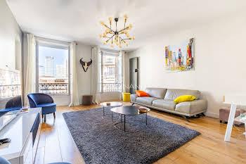 Appartement 5 pièces 128,54 m2