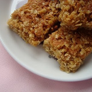 Rolled Oat Crunch.