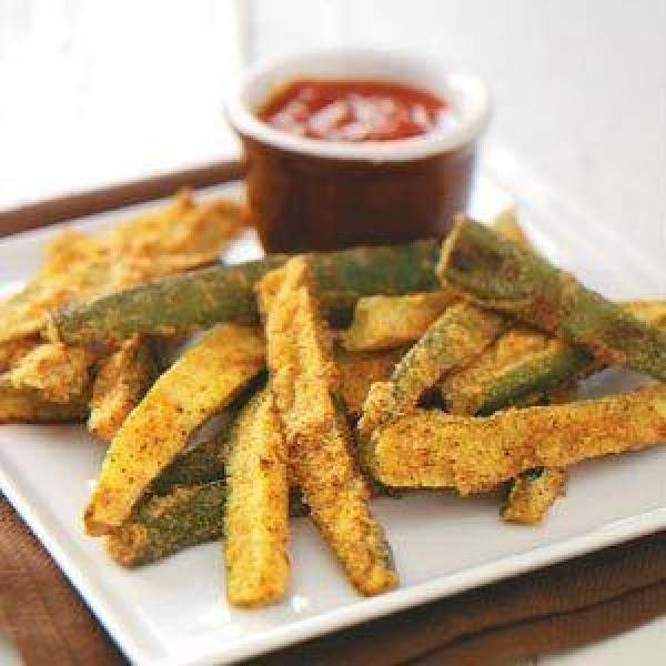 Zucchini Fries Recipe