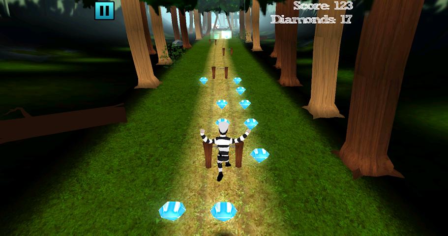 android Prison Break Runner Screenshot 1