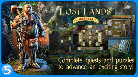 Lost Lands: Mahjong screenshot 6