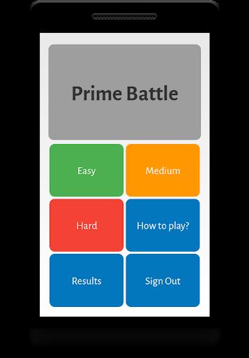 Image of Prime Battle 1.0 1