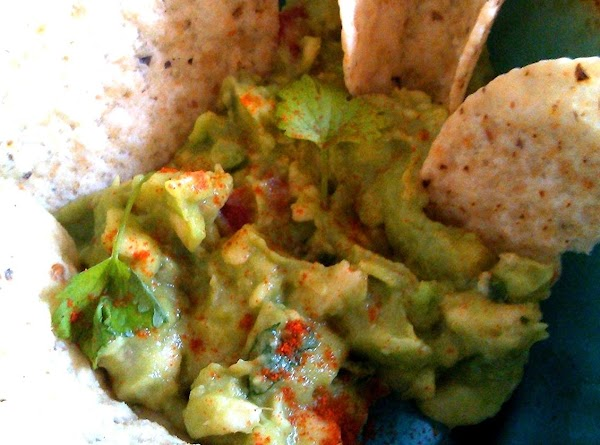Roasted Jalapeno And Corn Guacamole Recipe