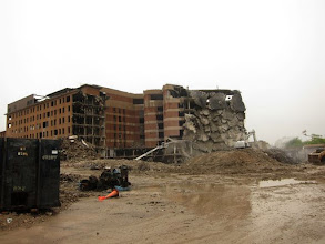 Photo: St. Micheal's Hospital Gone