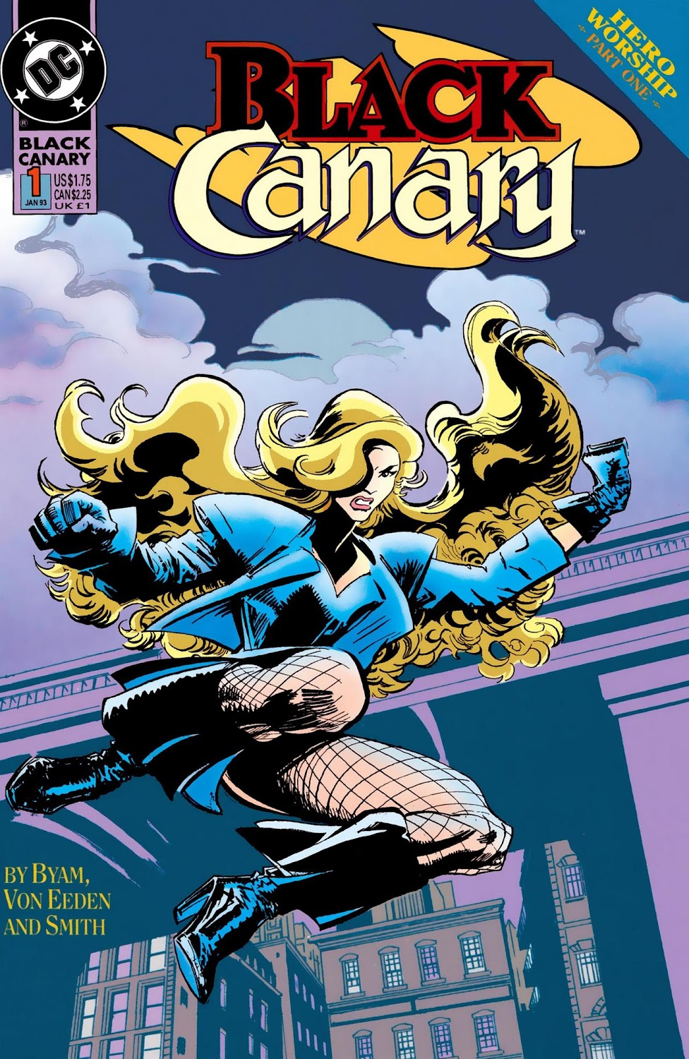 Black Canary (1993) - complete
