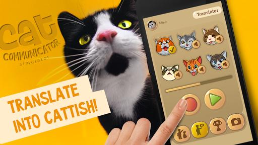 Cat Communicator. Simulator