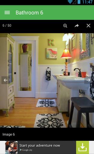 無料生活Appのバスルームのデザインのアイデア|記事Game