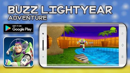 Buzz Lightyear - náhled
