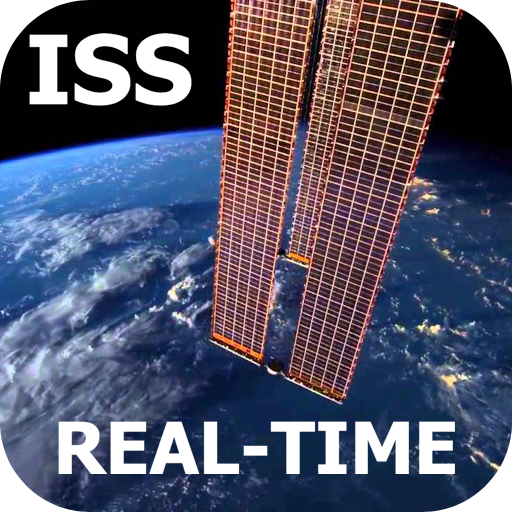 ISS Live Tracker