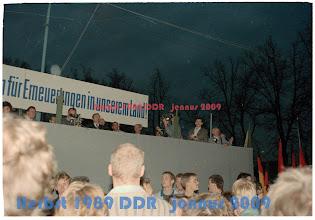 """Photo: """"Demokratischer"""" Block"""" zu der Nationalen Front in der ehemaligen DDR gehörten die Parteien: * Sozialistische Einheitspartei Deutschlands (SED) * Liberal-Demokratische Partei Deutschlands (LDPD) * Christlich Demokratische Union (CDU) * Demokratische Bauernpartei Deutschlands (DBD) * Nationaldemokratische Partei Deutschlands (NDPD) und Massenorganisationen: * Freier Deutscher Gewerkschaftsbund (FDGB) * Freie Deutsche Jugend (FDJ) * Demokratischer Frauenbund Deutschlands (DFD) * Kulturbund (KB) * Vereinigung der gegenseitigen Bauernhilfe (VdgB)"""