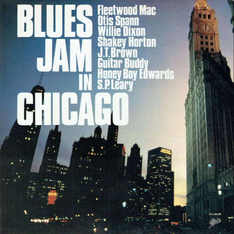 Blues Jam In Chicago, EPC 88591