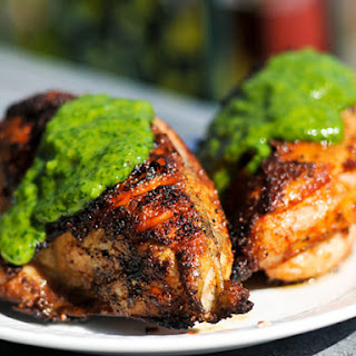 Spanish Spice-Rubbed Chicken Breasts.