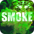 Smoke Effect Name Avatar Free - 3D Text Art Editor