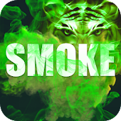 Smoke Effect Name Art Maker-Avatar Text Art Editor
