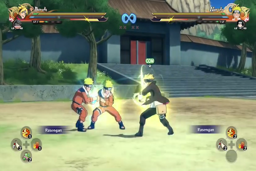 Hint Naruto Ultimate Ninja Storm 4 Apk Download Apkpureco