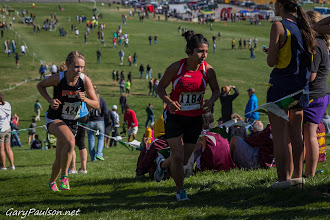 Photo: Girls Varsity - Division 2 44th Annual Richland Cross Country Invitational  Buy Photo: http://photos.garypaulson.net/p411579432/e4626c75c