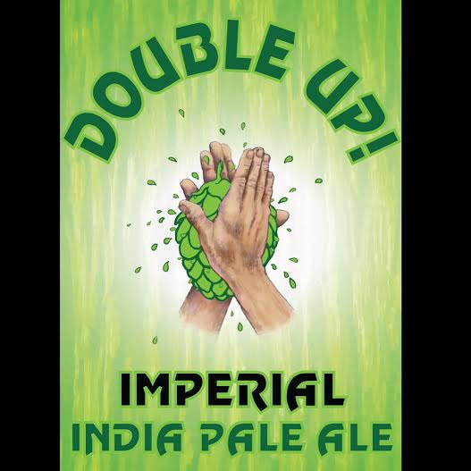 Logo of Jdubs Double UP! IPA