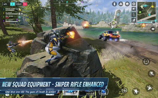 Cyber Hunter Lite filehippodl screenshot 13