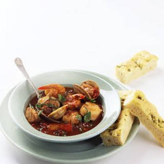 Cioppino recipe   Epicurious.com.