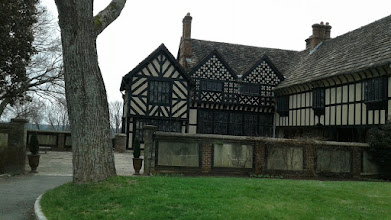 Photo: Agecroft Hall: After decades of service as a private residence, it then became a house museum with glorious gardens, all of which pay tribute to the Elizabethan Age.