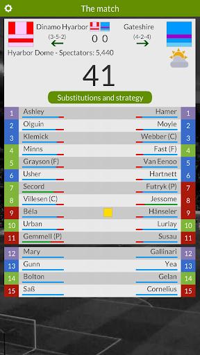 Football Game Manager 2018  screenshots EasyGameCheats.pro 4